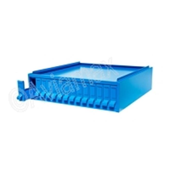 14 Drawer Cabinet for Glass Slides 26 x 76mm