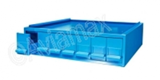 7 Drawer Cabinets for Larger Slides or Wax Blocks