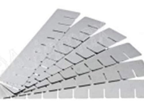 Aluminium Combs