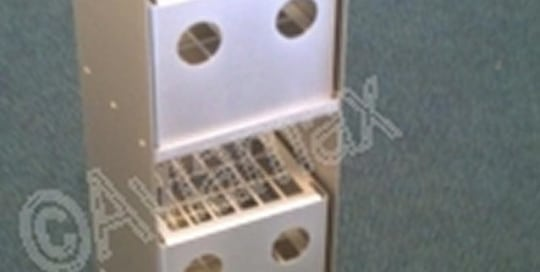 Cryocane Racks