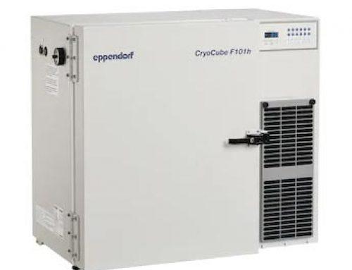 Eppendorf CryoCube F101h ULT Freezer