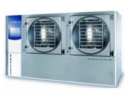 CHRIST Single Chamber Production Freeze Dryer System