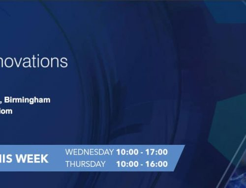 Meet us at Lab Innovations in Birmingham.