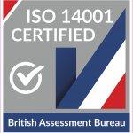 ISO 14001 Certification Logo