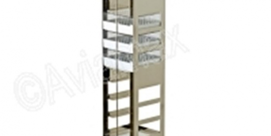 New Style Tower Rack for 81/100 Place Cryoboxes