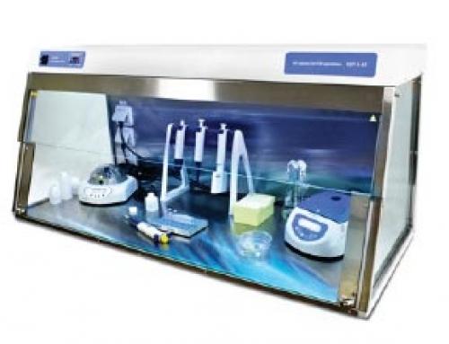 PCR UV Cabinet UVT-S-AR