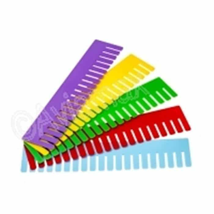 Polypropylene Combs