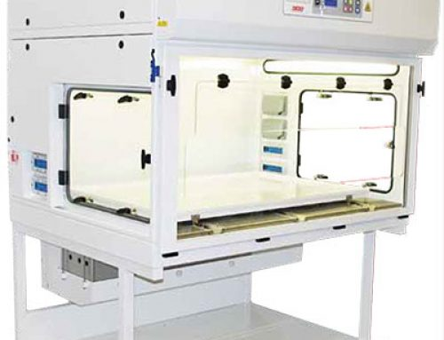 Robotic System Safety Cabinet