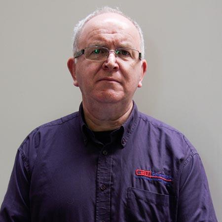 Alistair Bamford