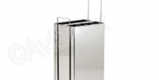 Stainless Steel Blood Bag Boxes with Extending Side Handles
