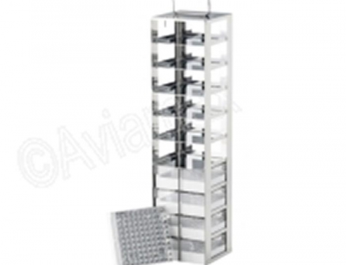 Tower Rack for 81/100 Place Cryboxes