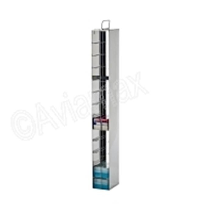 Tower Rack for Deepwell Microtitre Plates/Plates in Stacks
