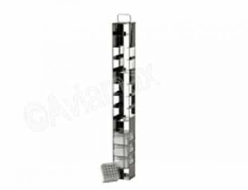 New Style Tower Rack for 25 Place Cryoboxes