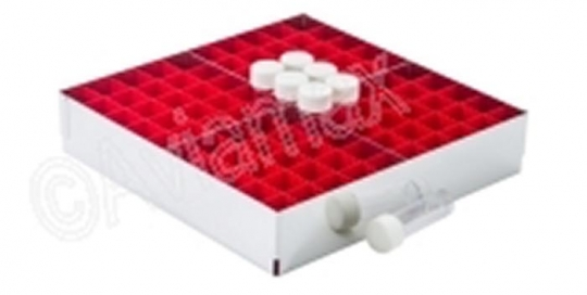 Tray with 29mm Polypropylene Dividers